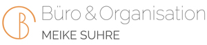Büro & Organisation Meike Suhre Logo